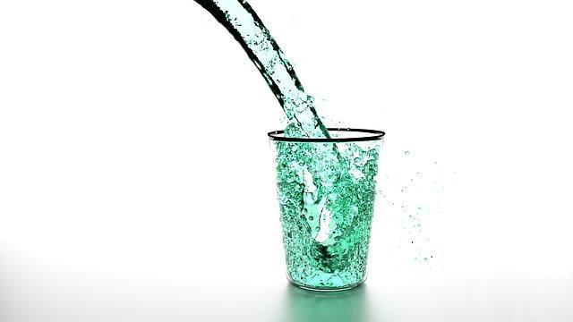 Manutenção de purificador de água